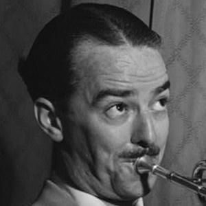 Trumpet Player Bobby Hackett - age: 61