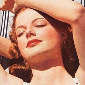 Movie actress Ann Sheridan - age: 51