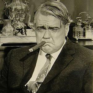 Director Orson Welles - age: 70