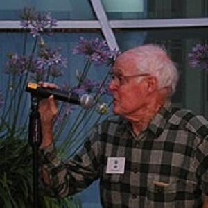 Scientist Oliver Payne Pearson - age: 87