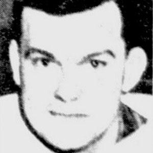 Hockey player Bill Durnan - age: 56