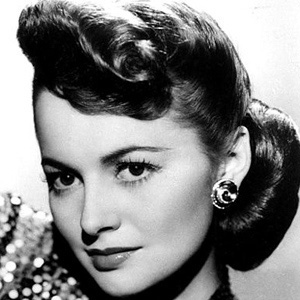 Movie actress Olivia de Havilland - age: 100