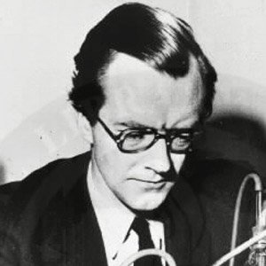 Scientist Maurice Wilkins - age: 87