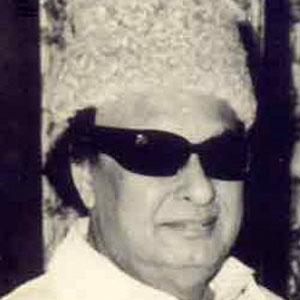 Movie Actor MG Ramachandran - age: 70