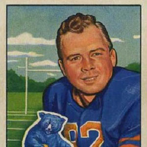 Football player Ray Bray - age: 79
