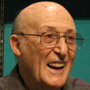 Cartoonist Will Eisner - age: 87