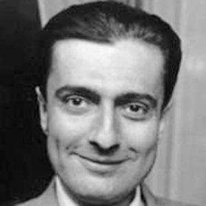 Pianist Dinu Lipatti - age: 33