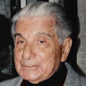 Novelist Augusto Roa Bastos - age: 87