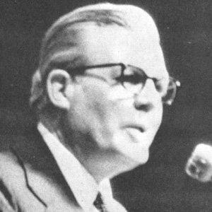 Historian Leonard J. Arrington - age: 81