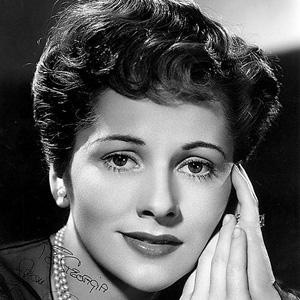 Movie actress Joan Fontaine - age: 96