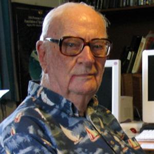 Novelist Arthur C. Clarke - age: 90