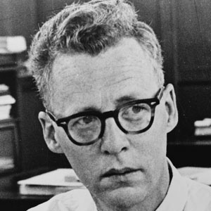 Journalist Murray Kempton - age: 79