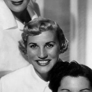 Pop Singer Patty Andrews - age: 94