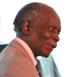 Pianist Hank Jones - age: 91
