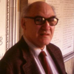 Historian George L. Mosse - age: 80