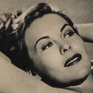 Movie actress Andrea King - age: 84