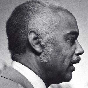 Composer Mercer Ellington - age: 76