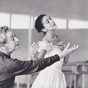 Dancer Margot Fonteyn - age: 71