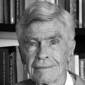 Philosopher Mario Bunge - age: 97
