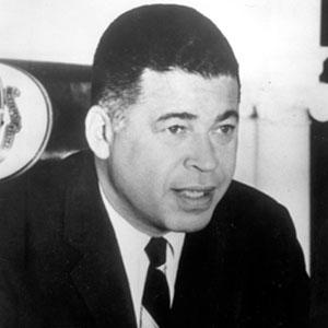Politician Edward Brooke - age: 95