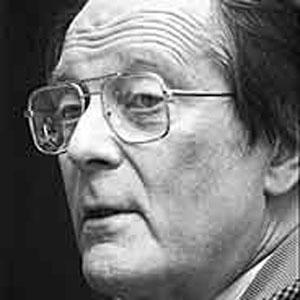 Novelist Jaan Kross - age: 87