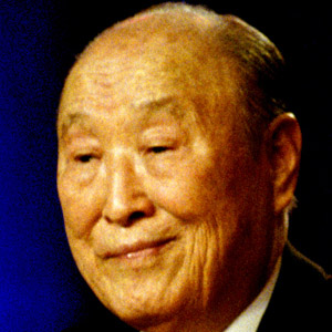 Religious Leader Sun Myung Moon - age: 92
