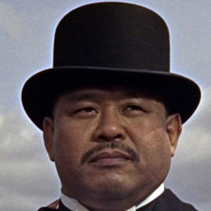 Wrestler Harold Sakata - age: 62