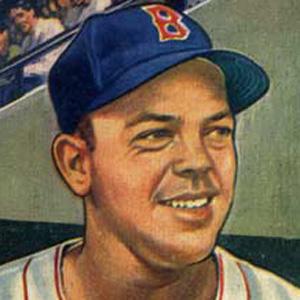baseball player Vern Stephens - age: 48