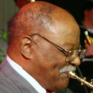 Trumpet Player Clark Terry - age: 94