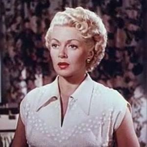 Movie actress Lana Turner - age: 74