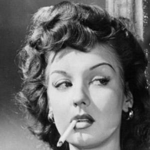 Movie actress Ann Savage - age: 87