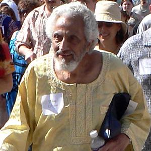 Composer Halim El-Dabh - age: 99