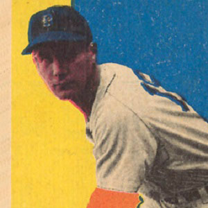 baseball player Hal Newhouser - age: 77