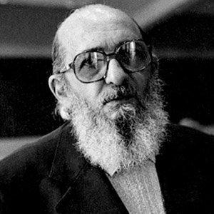 Philosopher Paulo Freire - age: 75