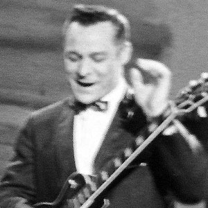 Guitarist Franny Beecher - age: 92