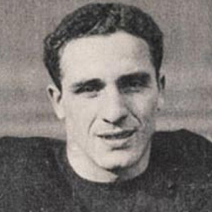Football player Charley Trippi - age: 95