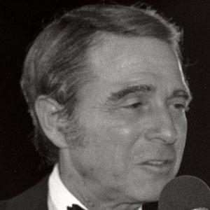 Journalist Army Archerd - age: 87