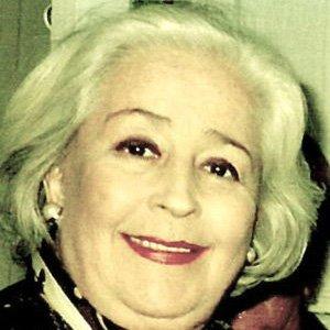 Movie actress China Zorrilla - age: 92