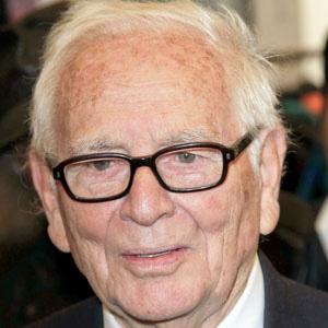 Entrepreneur Pierre Cardin - age: 94