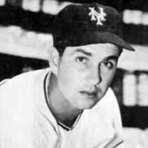 baseball player Hoyt Wilhelm - age: 80