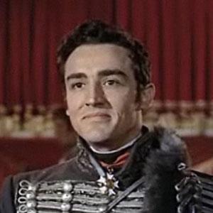 Stage Actor Vittorio Gassman - age: 77