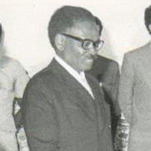 World Leader Agostinho Neto - age: 56