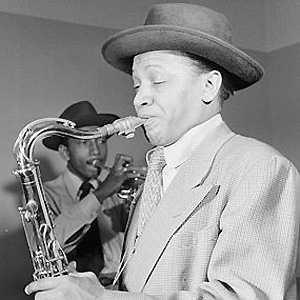 Saxophonist Illinois Jacquet - age: 81