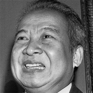 Royalty Norodom Sihanouk - age: 18