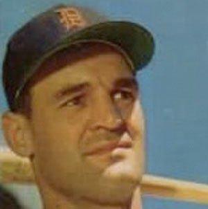 baseball player Walter Dropo - age: 87