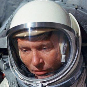 Astronaut Wally Schirra - age: 84