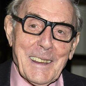 Comedian Eric Sykes - age: 89