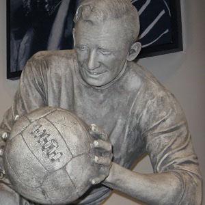 Soccer Player Bert Trautmann - age: 89