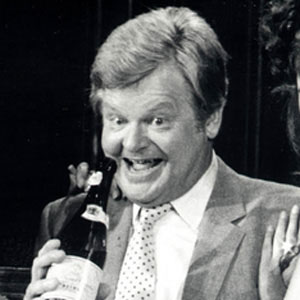 Comedian Benny Hill - age: 68