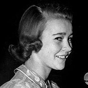 Jazz Singer Alice Babs - age: 90